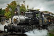 Steam Train - Greenfield Village