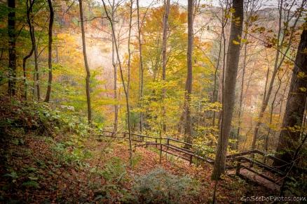 Path to the Natural Bridge